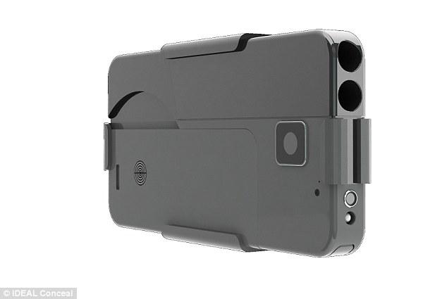 Smartphone che si trasforma in pistola5