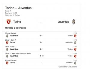 Torino-Juventus streaming-diretta tv, dove vedere Serie A