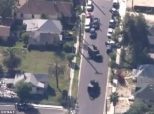 Guarda la versione ingrandita di VIDEO Usa, fidanzata in ostaggio per ore: polizia lo uccide