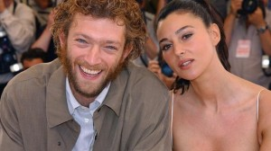 Guarda la versione ingrandita di Vincent Cassel e Monica Bellucci (foto Ansa)