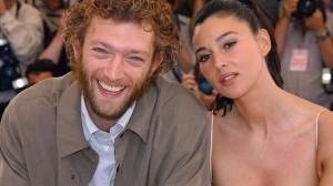 Vincent Cassel e Monica Bellucci (foto Ansa)