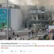 Bruxelles, sala check in distrutta dopo le bombe7