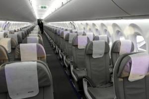Guarda la versione ingrandita di Aereo, ecco i segreti che i passeggeri ancora non sanno (Foto Ansa)