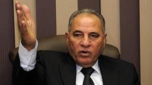 """Guarda la versione ingrandita di """"Arresto anche un profeta"""". E il ministro Ahmed El Zend (nella foto Ansa) perse il posto"""