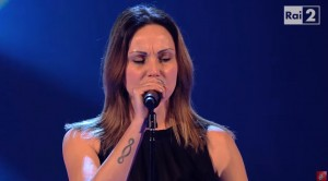 YOUTUBE Agnese Cacciola a The Voice. E' Neja e Dolcenera...