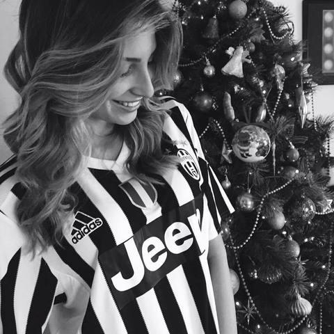Valentina Allegri, figlia di Max fa impazzire tifosi Juve 03
