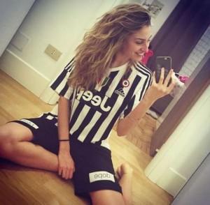 Valentina Allegri, figlia di Max fa impazzire tifosi Juve 06