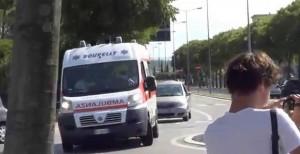 Napoli, ambulanza del 118 senza revisione e assicurazione