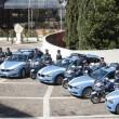 Polizia Stradale presenta auto e moto Bmw FOTO
