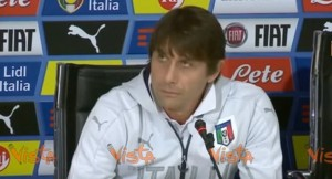 "YOUTUBE Antonio Conte, addio nazionale: ""Ero come in garage"""