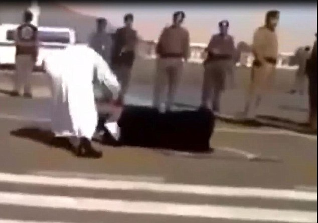 Donna decapitata in piazza, 5 impiccati: è la Arabia Saudita