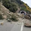 Milano-Sanremo: frana a Arenzano, percorso cambia? FOTO