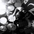 YOUTUBE Aric Improta, assolo di batteria con salto mortale5