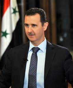 Guarda la versione ingrandita di Bashar al Assad