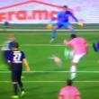 Atalanta-Juventus 0-2, il gol di Mario Lemina da Twitter