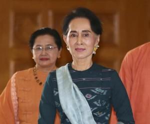 Birmania, Aung San Suu Kyi nominata ministro degli Esteri