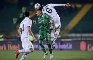 Guarda la versione ingrandita di Serie B, Avellino-Ternana 0-2, Ceravolo doppietta