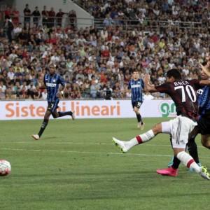 Guarda la versione ingrandita di Calciomercato Milan: allarme Donnarumma, Bacca, Bonaventura (nella foto Ansa, Carlos Bacca)