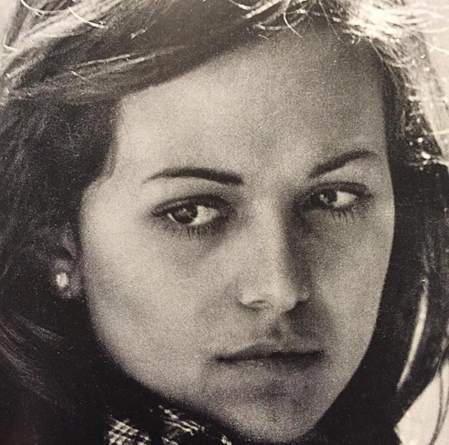 Barbara D'Urso e la foto da minorenne