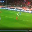 Morata video gol annullato Bayern-Juventus: fuorigioco? No