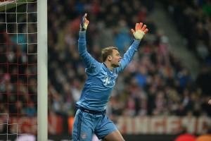 Guarda la versione ingrandita di Bayern-Juventus, foto Ansa
