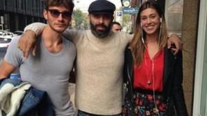 Belen Rodriguez incontra Giovanni De Carlo di Mafia Capitale