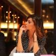 Belen Rodriguez, Fabrizio Corona e Borrielo: scenate gelosia