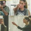 Belen Rodriguez infuriata, lite con clienti del Ricci FOTO