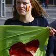 """Belgio-Portogallo, in campo """"in memoria delle vittime"""" FOTO 7"""