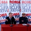 """Berlusconi con gli occhiali da sole: """"Sono come Batman"""" FOTO2"""