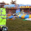 Essex, castello gonfiabile vola via causa vento: morta bimba 3