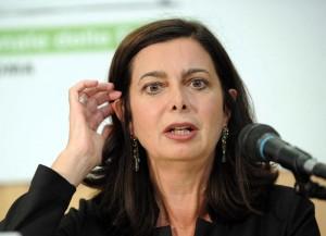 """Laura Boldrini ci ripensa: """"Utero in affitto? No solo per.."""""""