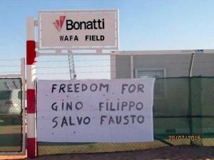 Libia: azienda li manda, loro vanno. Perché colpa di Stato?