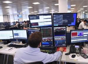 Borse, funziona bazooka Draghi; Milano +4.8%, volano banche