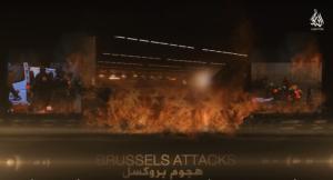 Isis, nuovo video celebra gli attacchi di Bruxelles