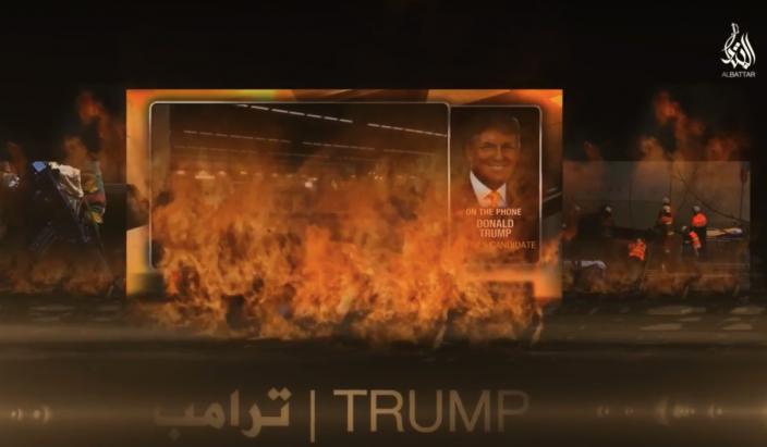 Isis, nuovo video celebra gli attacchi di Bruxelles 3