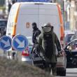 Bruxelles: colpito e preso in fuga. Che c'è nello zaino?