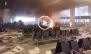 YOUTUBE Bruxelles, nuovo video attentato aeroporto Zaventem
