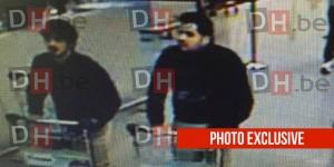 Bruxelles, FOTO attentatori all'aeroporto di Zaventem