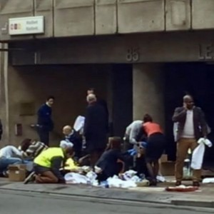 Attentati Bruxelles: lo steward italiano, i testimoni metro