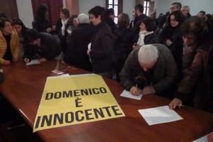 """Busachi, paese si mobilita per Domenico: """"Non uccise lui"""""""