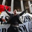 Bruxelles: scontri neonazisti-polizia nonostante stop marcia03