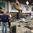 Alphonse, eroe aeroporto Bruxelles che ha salvato 7 persone03