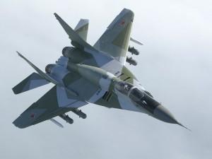 Guarda la versione ingrandita di Un caccia russo
