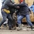 FOTO Migrante accoltellato da un altro migrante a Calais2