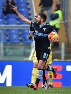Guarda la versione ingrandita di Calciomercato Inter, Candreva: Thohir-Lotito in trattativa (foto Ansa)