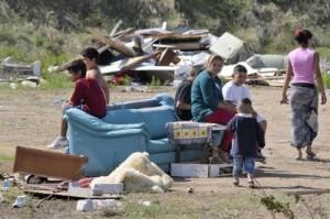 """Modena, """"campo nomadi da abbattere"""": dietrofront Comune"""