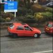 YOUTUBE Parcheggia auto in 7 minuti eppure lo spazio...03