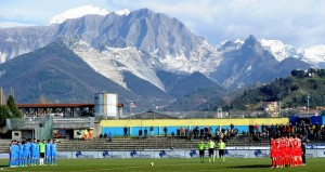 Carrarese-L'Aquila Sportube: streaming diretta live su Blitz