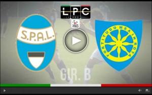 Carrarese-Spal Sportube: streaming diretta live su Blitz